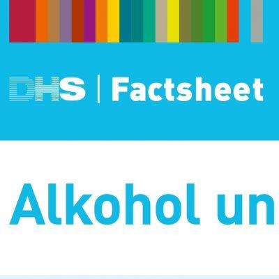 Ausschnitt Factsheet der DHS