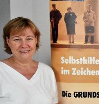 Sonja Braun-Resch von Weiterleben e.V.